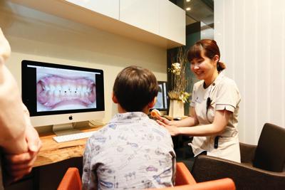 小児歯科診療